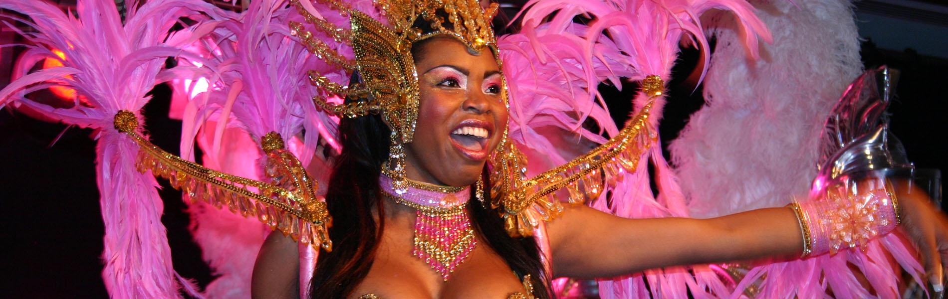 Zuid Amerikaans entertainment Fantasia do Brasil 1 HEADER
